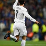 Cristiano Ronaldo tripletta