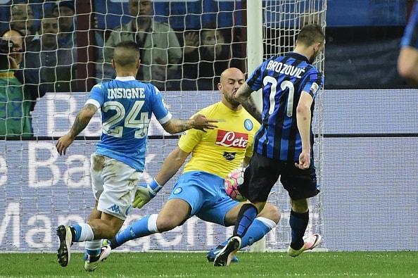 INTER-NAPOLI 2-0