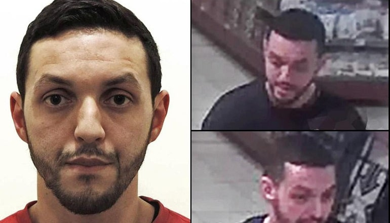 Mohamed Abrini arrestato