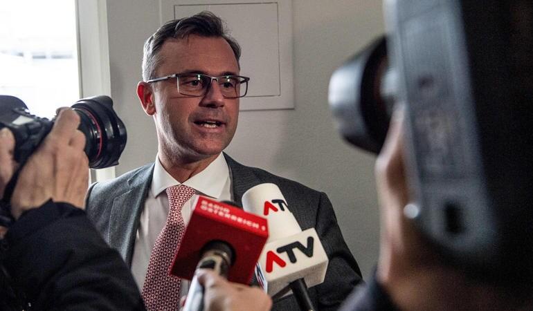 elezioni austria Norbert Hofer partito