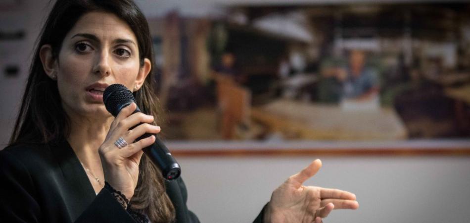 elezioni comunali roma 2016 virginia raggi sinistra