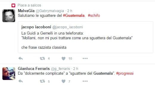 sguattera guatemala
