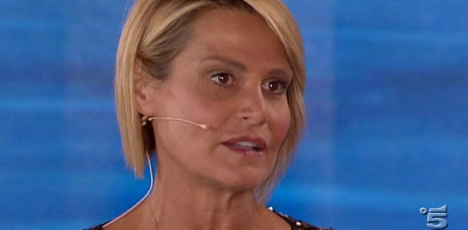 Simona Ventura a L'isola de famosi