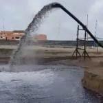 petrolio in mare marina di grosseto video bufala