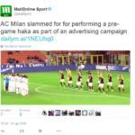 Milan haka