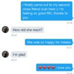 rihanna coming out fan twitter