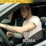 Tapiro d'Oro a Francesco Totti