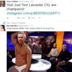 Leicester Gary Lineker