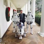Star Wars Day Obama ballo
