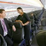 Prima classe aereo