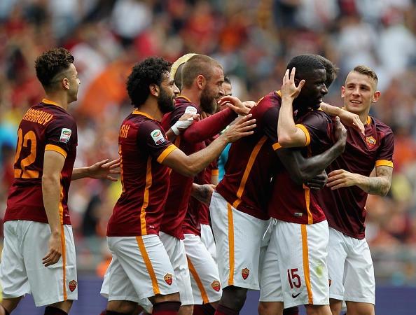 ROMA-CHIEVO 3-0