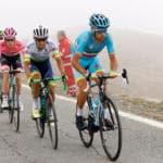 Vincenzo Nibali maglia rosa Giro d'Italia 2016