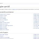 Wikipedia trucchi