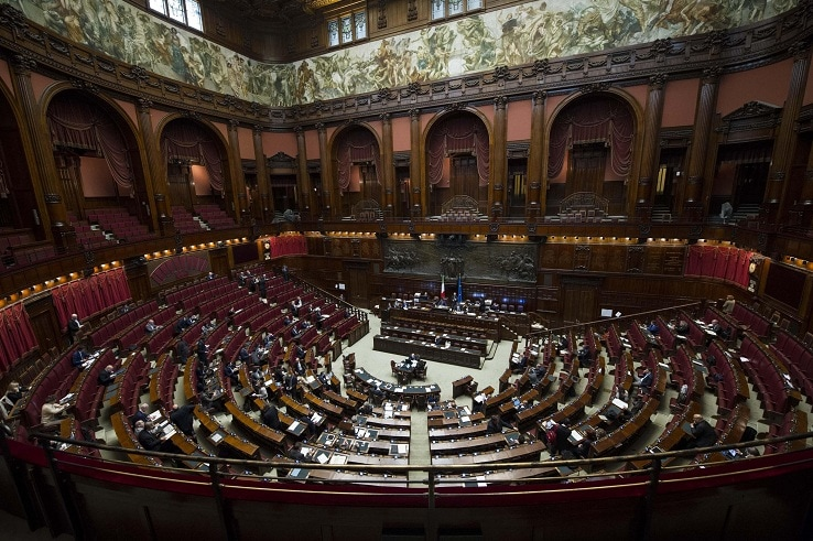 Perio martino il deputato pd utero in affitto for Camera dei deputati gruppi parlamentari
