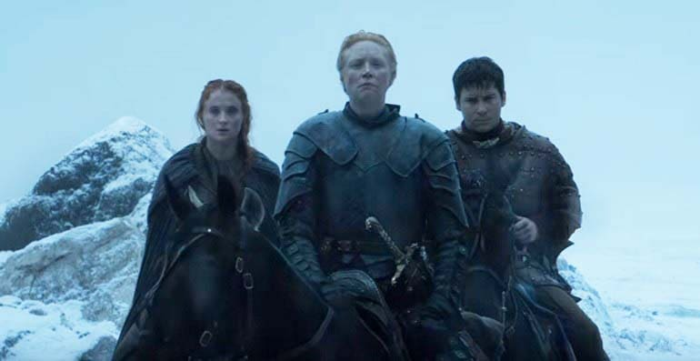 game of thrones 6x04 streaming book of the stranger trama