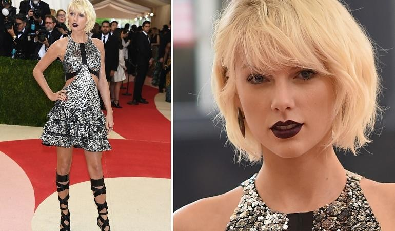 buy online 572bd 52e79 Met Gala 2016 | Vestiti | Red Carpet | Taylor Swift | Foto