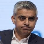 Sadiq Khan Sindaco Musulmano Londra