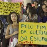 brasile ragazza stuprata 30 uomini