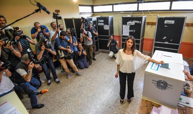 Risultati ballottaggio sindaco di roma 2016