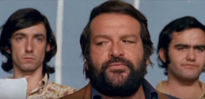 Bud Spencer scene film