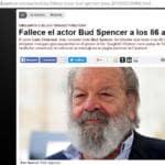 Bud Spencer morte