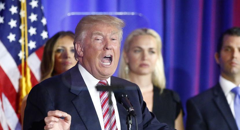 Donald Trump ghostwiter