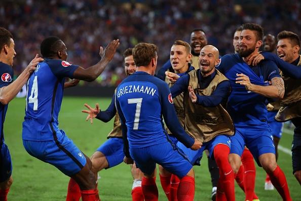 FRANCIA-ALBANIA 2-0 VIDEO GOL HIGHLIGHTS