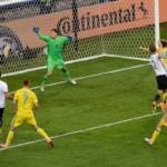 Germania-Ucraina video gol highlights