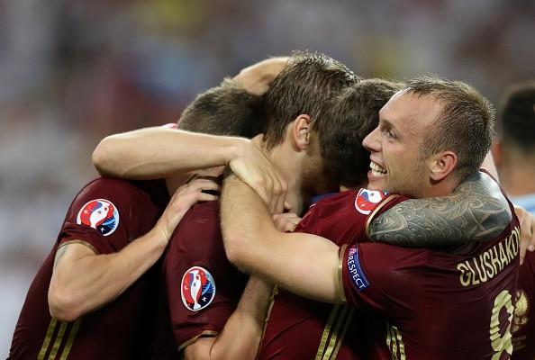 INGHILTERRA-RUSSIA 1-1