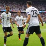 IRLANDA DEL NORD-GERMANIA 0-1 VIDEO GOL HIGHLIGHTS