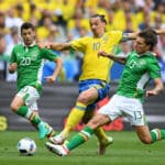 IRLANDA-SVEZIA 1-1 VIDEO GOL HIGHLIGHTS