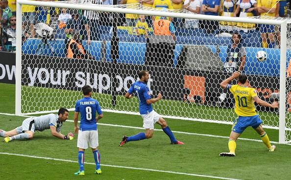 Italia svezia 1 0 il gol di eder d la qualificazione all for Chi fa le leggi in italia
