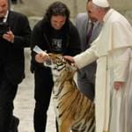 Papa Francesco animalisti