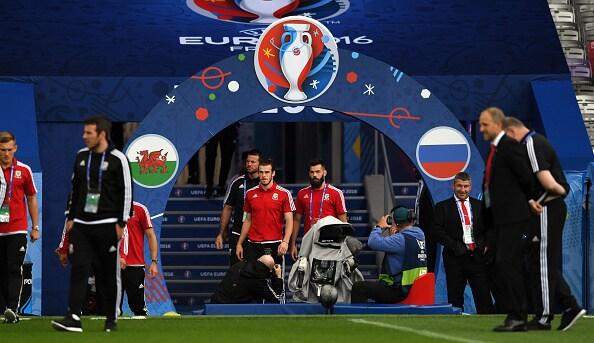 Russia-Galles diretta