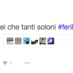 Sabrina Ferilli attacca Matteo Renzi da Floris