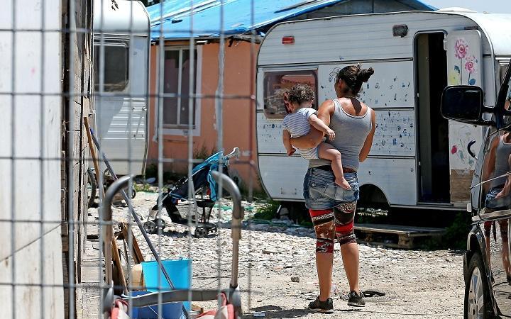 corruzione campi rom