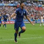 italia spagna il video del gol di pellè
