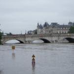 Maltempo Parigi