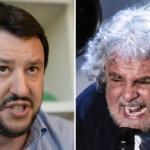 Matteo Salvini M5S