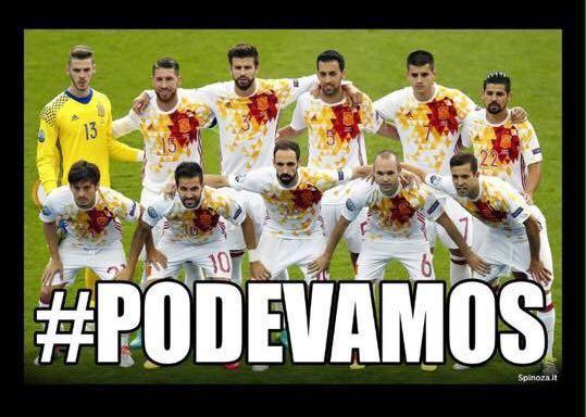 Italia-Spagna meme