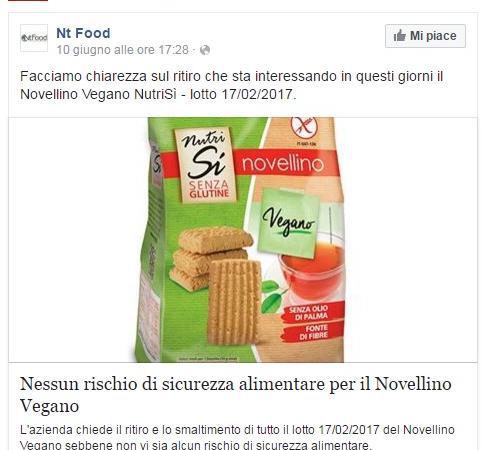 novellino vegano