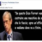 Profezie Piero Fassino