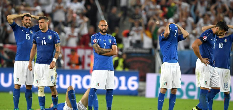 GERMANIA-ITALIA 7-6