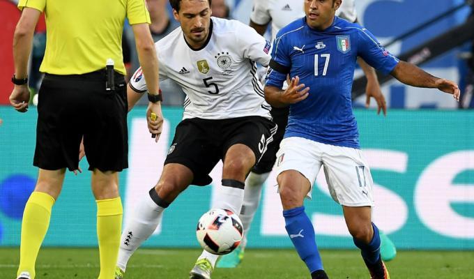 GERMANIA-ITALIA DIRETTA