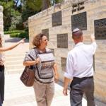 M5S visita Israele