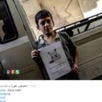 Pokémon Go bambini siriani
