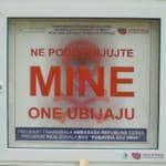 Pokemon go mine antiuomo Bosnia