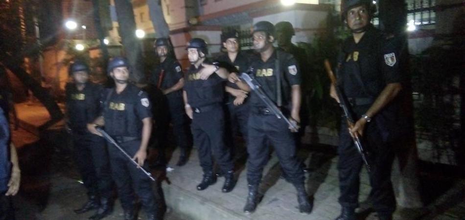Bangladesh sparatoria