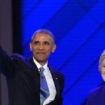 Barack Obama convention discorso