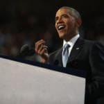 Barack Obama convention discorso